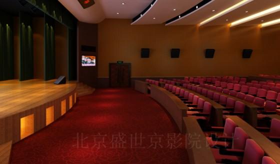 2012.9山西太原沂州多功能厅